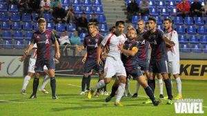 Villanovense - SD Huesca: Duelo por avanzar en Copa