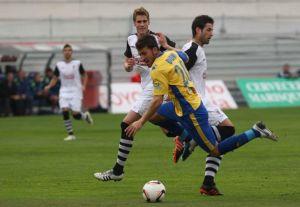 CD San Roque de Lepe - Cádiz CF en la primera ronda de la Copa del Rey.