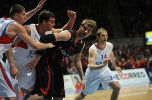 CSKA - Caja Laboral: el sueño de la Final Four pasa por Moscú