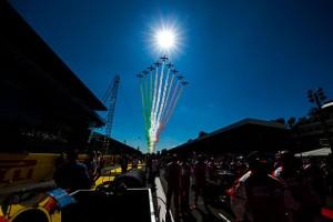 Vuelta al 2015: Nico Rosberg y los tifosi quedan fuera de juego