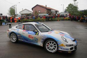 El Rally de Cantabria sigue adelante