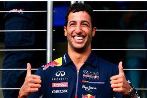 Formula1 Spa: Ricciardo furbo e straripante mette le ali