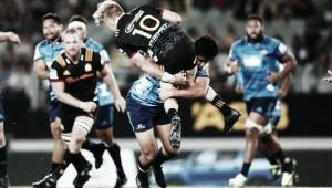 Chiefs, el gran ganador en la tercera fecha del Super Rugby