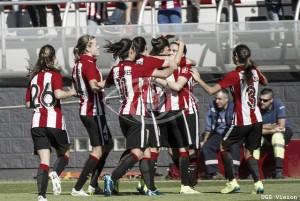 Athletic Club Femenino 2015: transición