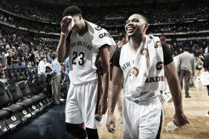 Resumen NBA: nadie quiere quedarse fuera