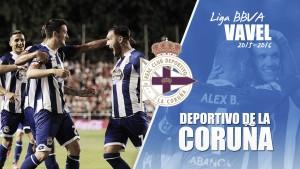 Resumen temporada 2015/16 del Deportivo de La Coruña: un año convulso