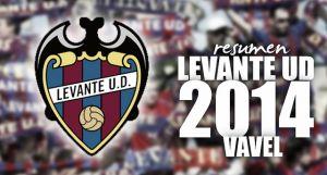 Levante UD 2014: fin de ciclo y nuevo inicio