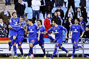 Resumen temporada 2012/13 del Getafe