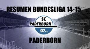 Resumen temporada 2014/2015 del SC Paderborn 07: 'La Cenicienta' no pudo llegar a la medianoche