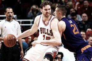 Resumen NBA: los Bulls dan la de cal y OKC consigue su quinta victoria consecutiva