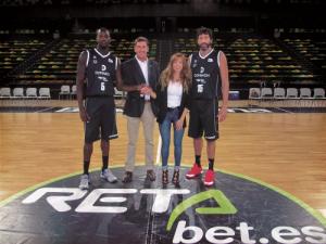 Simply y Retabet.es se unen al Bilbao Basket