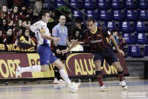 Umacón Zaragoza - FC Barcelona Alusport: borrón y cuenta nueva