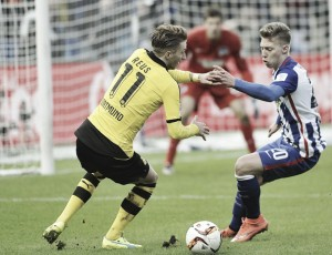 Hertha BSC 0-0 Borussia Dortmund: Spoils shared at the Olympiastadion