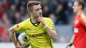 Manchester City set to battle with Arsenal for Marco Reus