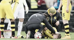 Marco Reus out till January with 4th injury in 5 months