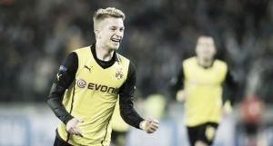 Un Reus superlativo pone al Dortmund con pie y medio en cuartos de final