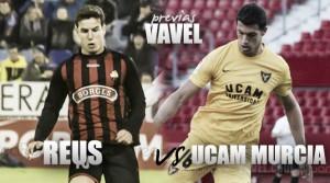 Previa CF Reus – UCAM Murcia: a dejar en casa lo que se gana fuera