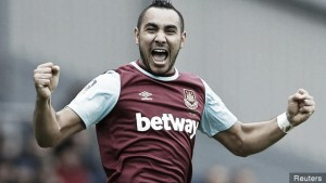 "My first season at West Ham has been ""magnificent,"" says Payet"