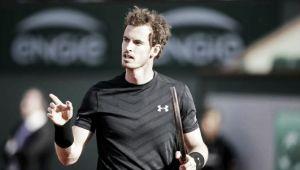 Roland Garros: avanzano Murray e Berdych, bene Fognini e Bolelli, fuori Vanni