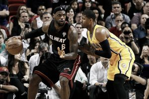 Resultado Indiana Pacers - Miami Heat (90-84)