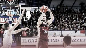 Legabasket Serie A - Venezia batte Trento sul filo di lana (79-78)