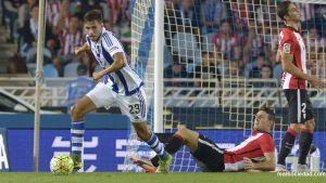 """Diego Reyes: """"Agradezco el cariño de los aficionados dándolo todo en el terreno de juego"""""""