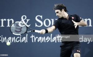 Roger Federer impone su ley en Cincinnati
