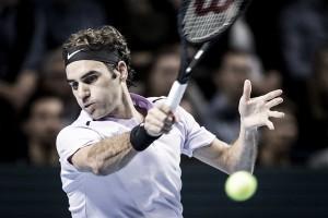 Atp Parigi-Bercy, forfait di Roger Federer