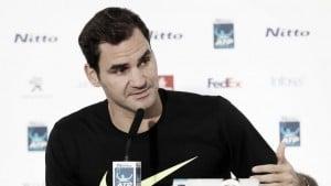 Atp Finals, le parole della vigilia di Roger Federer