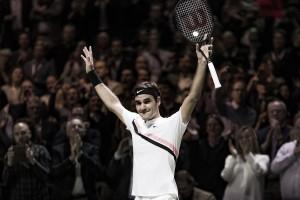 Roger Federer, le tappe di un ritorno meraviglioso