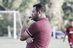 Com empate, Roberto Fernandes ressalta insatisfação com resultado do Náutico