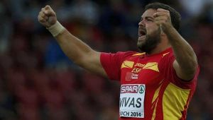 Borja Vivas se convierte en subcampeón europeo