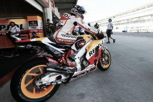 MotoGP, Márquez al comando nelle libere 3 a Indianapolis