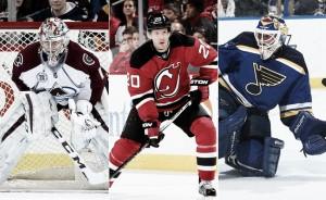 Varlamov, Stempniak y Elliott, estrellas de la semana