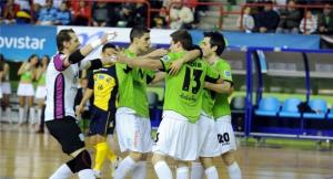 Dolorosa derrota de Triman Navarra ante Inter Movistar