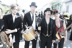 Las entradas para Red Hot Chili Peppers saldrán mañana a la venta