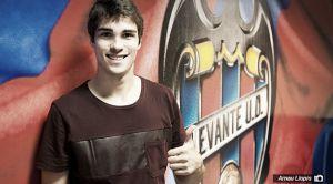 Javier Ribelles, nuevo jugador del Levante UD B