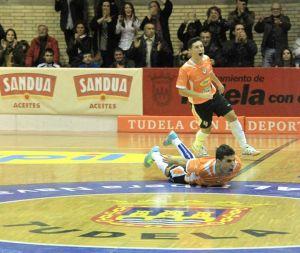 Aspil Vidal Ribera Navarra - Montesinos Jumilla: seguir subiendo puestos