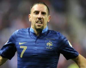 ريبيري لن يعود للمنتخب الفرنسي