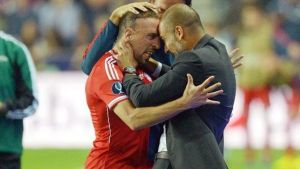 """Guardiola: """"El Bayern tiene ahora todos los títulos del mundo"""""""