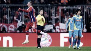 'Ribéry is back'