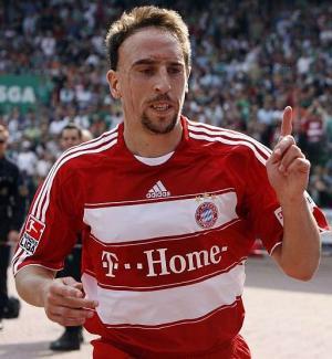 El Bayern le da al Madrid 9 días para zanjar el fichaje de Ribèry