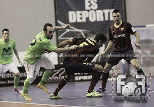 FC Barcelona Alusport e Inter Movistar, en la UEFA Futsal Cup