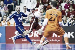 Ricardinho provoca un 'déjà vu' muy doloroso en Murcia