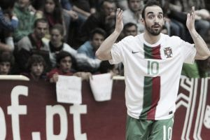 Holanda - Portugal: El objetivo luso, la goleada