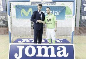 Inter Movistar oficializa el fichaje de Ricardinho
