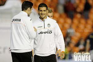 El Valencia comparte sesión con el filial