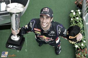 """Daniel Ricciardo: """"Quiero dar las gracias al equipo"""""""