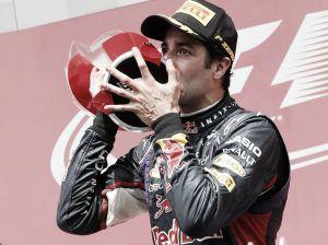 """Daniel Ricciardo: """"Es emocionante correr en casa del equipo"""""""