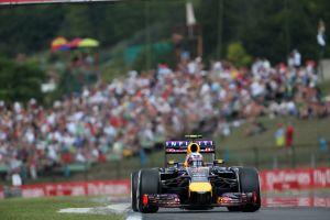 Formula1 Gp d'Ungheria: Ricciardo e Alonso incontenibili fanno fuori le Mercedes